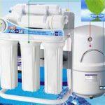 تصفیه آب سه مرحله ای