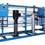 تولیدی دستگاه تصفیه آب صنعتی